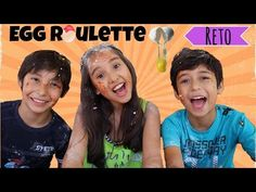 RETO RULETA DE HUEVOS - EGG ROULETTE | Gibby - YouTube Gibby Youtube, Have Some Fun, Cool Watches, Videos, Kawaii, Music, Families, Best Friends, Social Networks