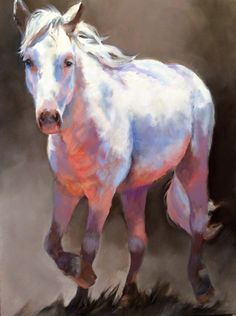 Horse Whispers by Linda St. Clair