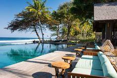 Jeeva Klui, located in Lombok, Indonesia.