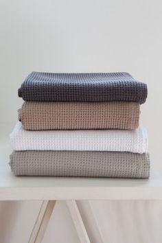 Cobble Weave Bed Covers