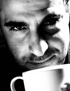 Stanley Tucci - I can't get enough of this guy! Good looking and funny :)