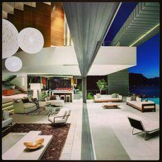 Fantastic house design and furniture