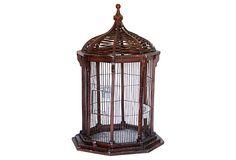 Victorian Dome Birdcage on OneKingsLane.com
