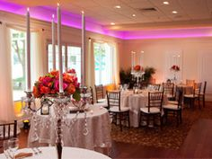 The Yacht Club at Marina Shores offers three rooms for rent with covered outdoor waterfront deck space. | The Yacht Club at Marina Shores - Virginia Beach Waterfront Wedding Venue - Destination Weddings in Virginia Beach
