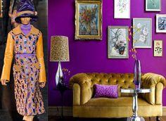 Life & StyleBlazer: Taking PFW's Fall 2012 Runway Looks Home To Inspire Interiors (Louis Vuitton, Balmain, & More) http://styleblazer.com/35801/life-stylebazer-taking-pfws-fall-2012-runway-looks-home-to-inspire-interiors-louis-vuitton-balmain-more/