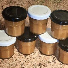 Caramel au beurre salé (recette Companion)