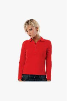 URID Merchandise -   POLO B&C SAFRAN PURE M. COMPRIDA CORES   15.3 http://uridmerchandise.com/loja/polo-bc-safran-pure-m-comprida-cores/