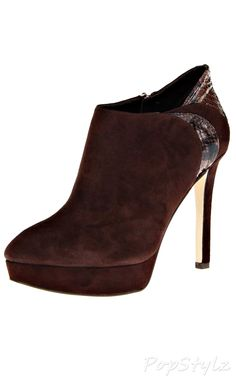 Ivanka Trump Estellas Suede Leather Boot