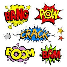 comic book vector png - Buscar con Google