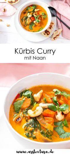 Veggie Recipes, Fall Recipes, Soup Recipes, Healthy Recipes, Food F, Food Porn, Naan, Superfood, Food Inspiration
