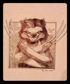 Sloth: Werewolves