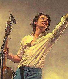 Arctic Monkeys, Matt Helders, The Last Shadow Puppets, Tyler Blackburn, Jamie Campbell Bower, British Men, Evan Peters, Punk, Alexa Chung