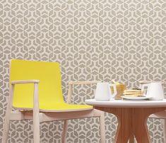 Decorative Wall Stencils - Geometric Pattern Wall Stencil - Reusable Wall Stencil