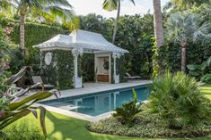 House With Porch, House Roof, Outdoor Areas, Outdoor Structures, Singapore Garden, Ocean House, House And Home Magazine, Pool Houses, Pavilion