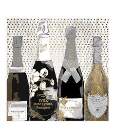 Loving this Pass the Bottle Night Print on #zulily! #zulilyfinds