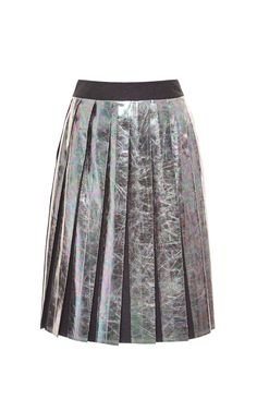 Pleated Skirt by MSGM - Moda Operandi