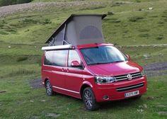 Seis días y 2.000 kilómetros en autonomía con la VW California TDi 140 4motion