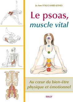 Chakra Meditation 302867143676900028 - Le Psoas, muscle vital Editions Sully Source by sophiepissard Cardio Yoga, Best Cardio Workout, Yoga Gym, Pilates Workout, Yoga Fitness, Qi Gong, Sully, Psoas Iliaque, Psoas Stretch
