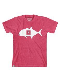 b3f32c849eae6 Hypoxia Spearfishing Apparel - Hypoxia Ulua logo spearfishing  amp   freediving t-shirt.
