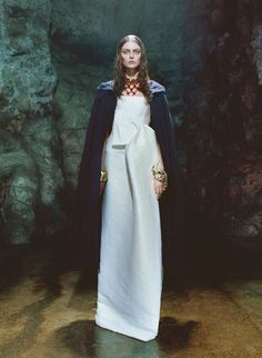 """Sylvie Fleury"" by Miles Aldridge for Numero Magazine June/July 2014"
