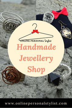 Introducing the new Online Personal Stylist handmade jewellery shop. A collection of unique costume jewellery designed and made by a fashion professional.