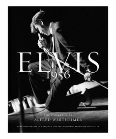 Take a look at this Elvis 1956 Hardcover by Random House on #zulily today!