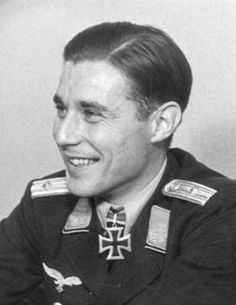 Prince Egmont of Lippe-Weißenfeld (German: Egmont Prinz zur Lippe-Weißenfeld)  of the Nachtjagdgeschwader 1 wing. In Aug 1943, he was awarded Oak Leaves to his Knight's Cross after he had achieved 45 victories. In Mar 1944, while in flight from Parchim, Germany to Athies-sous-Laon, France, his Bf 110 aircraft crashed in bad weather near Saint-Hubert, Belgium; he was credited with 51 victories at the time of his death. He was buried at Ysselsteyn in the Netherlands