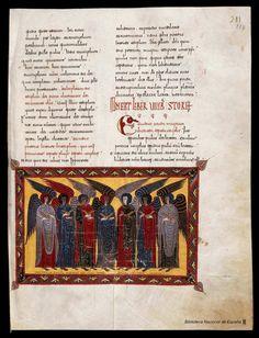 Beato de Liébana. Beato de Liébana , Santo — Manuscrito — 1047  428