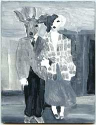 """""""Hunter Gatherer"""" Jackie Berridge, Artist, Southwell, Nottingham, Paintings Hunter Gatherer, Nottingham, Printmaking, Concept, Paintings, Contemporary, Abstract, Canvas, Artist"""