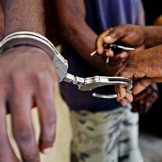 Ils sont actuellement gardés à vue à la Compagnie de gendarmerie de Yaoundé, brigade de Melen.  Fin de parcours pour un gang de 11 présumés malfaiteurs sp&e