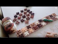 ÇİÇEK MOTİFLİ YELEK YAPILIŞI ANNE YELEKLERİ ( MOTİF BİRLEŞTİRME, KENAR TIĞLAMA , MOTİF YAPIMI ) - YouTube Crochet Squares, Crochet Motif, Knit Crochet, Crochet Patterns, Crochet Baby Dress Pattern, Crochet Cardigan, Crochet Octopus, Rustic Bathroom Designs, Crochet Symbols