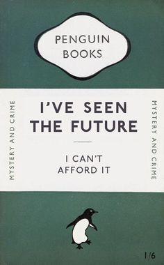 York native Harland Miller uses his type skills to make some pretty cheeky parodies of Penguin classics. Good Books, Books To Read, My Books, Penguin Books, Mystery Books, Book Title, Twisted Humor, Pulp Fiction, Childrens Books