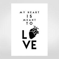 Fine art Love por Deu Cria R$48,00