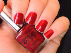 Simple One Color Valentine's Day Nails  Pure Ice Hit the Floor