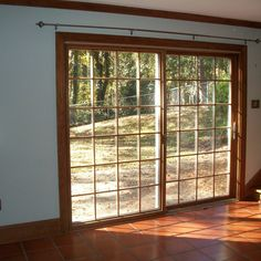 Perfect Solid Glass Patio Doors