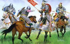 www.uniformis.estranky.sk - Fotoalbum - 800-tól 1914-ig - Honfoglalás és középkor - 900 körül csata a Bizánciakkal