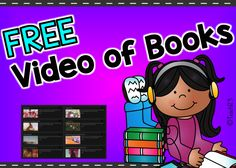 FREE Electronic books and podcasts - one of the links that is included is New Hampshire Public Television which has a collection of Caldecott/Newberry literature videos that your students will enjoy.  Sylvester and the Magic Pebble, Where the Wild Things Are, and Strega Nona are my favorites.