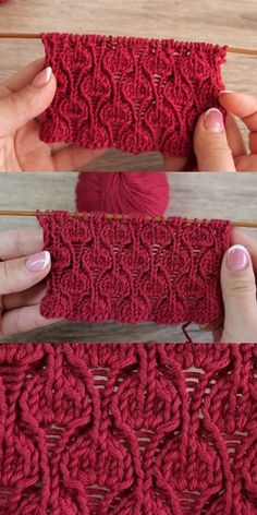 Corazones de punto chaleco y patrón de chal en la palma - Anlatımlı Örgü. Corazones de punto chaleco y patrón de chal en la palma - Anlatımlı Örgüler Knitting Stiches, Easy Knitting Patterns, Knitting Socks, Loom Knitting, Free Knitting, Baby Knitting, Crochet Patterns, Knit Vest Pattern, Crochet Clothes