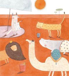 Christine Pym Illustration
