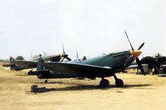 Spitfire PR Mk XI, with Medium Sea Grey
