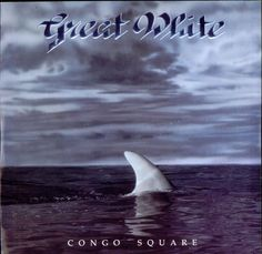 "For Sale - Great White Congo Square UK  7"" vinyl single (7 inch record) - See this and 250,000 other rare & vintage vinyl records, singles, LPs & CDs at http://eil.com"