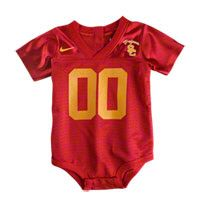 fight on little trojan! Def having my baby in sc gear it's a must like I was as a kid