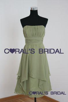 Bridesmaid dress ideas Coral's Bridal:wedding dresses, bridesmaid dresses, prom dresses online store (different color)