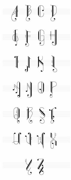 Ideas tattoo fonts calligraphy alphabet hand lettering for 2019 Diy Tattoo, Tattoo Ideas, Music Tattoos, Word Tattoos, Music Symbol Tattoo, Drawing Tattoos, Quote Tattoos, Ankle Tattoos, Couple Tattoos