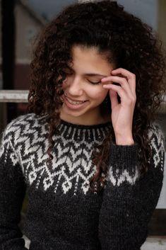 Ravelry: Dreyma pattern by Jennifer Steingass Knitting Patterns Free, Free Pattern, Fair Isle Knitting, Crochet, Ravelry, Christmas Sweaters, Turtle Neck, Stuff To Buy, Shawls