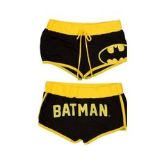 Batman And Wonder Woman Boy Shorts - Yes please Batman Outfits, Emo Outfits, Cute Outfits, Fashion Outfits, Rock Outfits, Punk Fashion, Superman Outfit, Lolita Fashion, Batman Wonder Woman