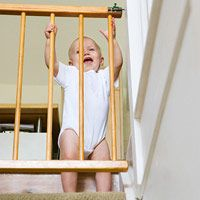 Baby proofing your home!