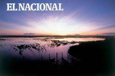 Atardecer en el estado Barinas. (JOSÉ RODRÍGUEZ / ARCHIVO EL NACIONAL)