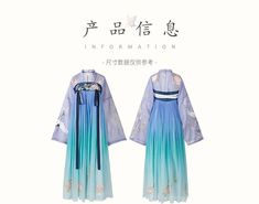 Ancient China, Japanese Outfits, Hanfu, Traditional Outfits, Cosplay Costumes, Kimono Top, Dresses, Chinese, Women