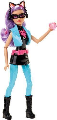 Amazon.es: Barbie - Muñeca, ladrona felina (Mattel DHF18): Juguetes y juegos